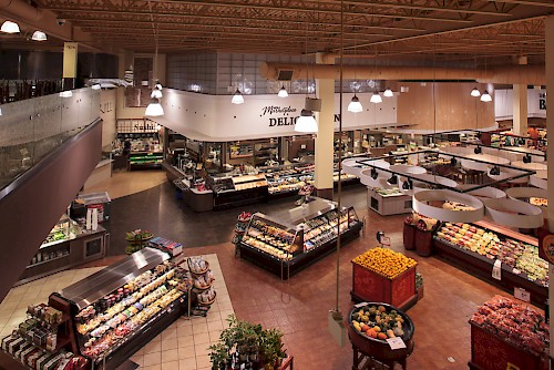 The Market at Quarry Park Co-op interior
