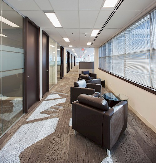 Parkside Stantec Common Areas