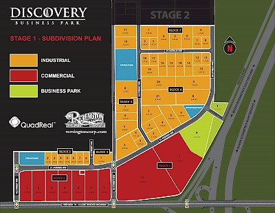 Discovery Business Park by Remington Development Corporation